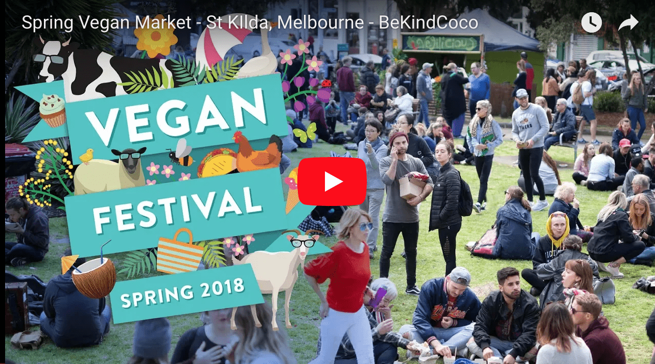 Review from the Animal Liberation Spring Vegan Festival by BeKindCoco