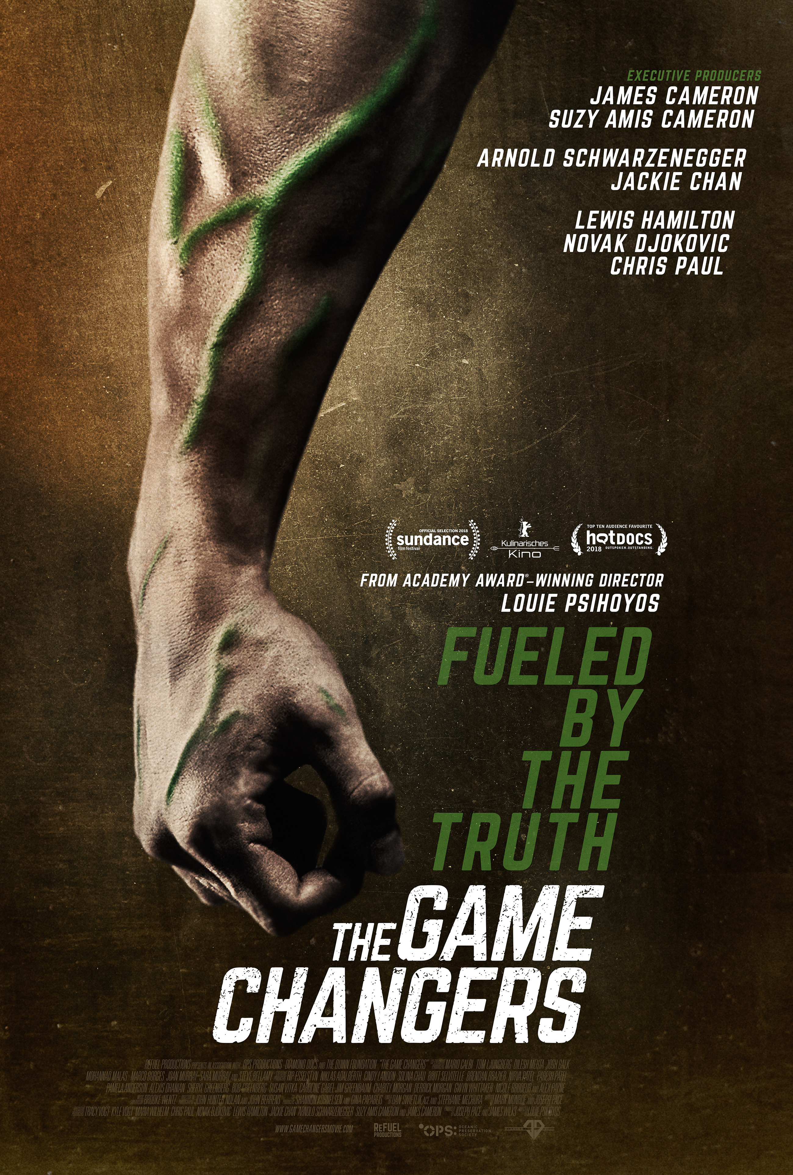 Game Changers the plant based documentary